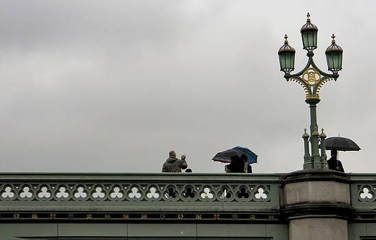 Bridge in London by Stellina Giannitsi