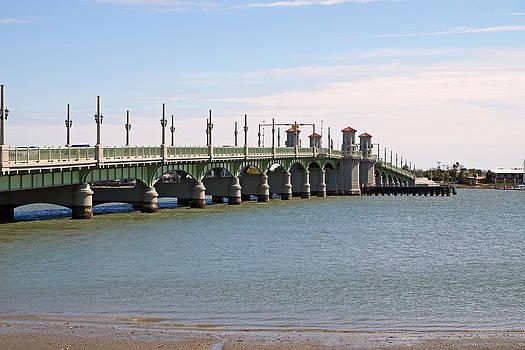 Carmen Del Valle - Bridge of Lions St. Augustine