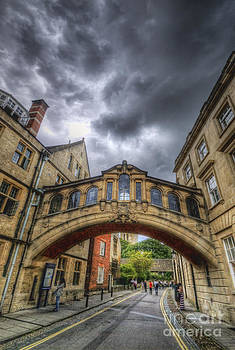 Yhun Suarez - Bridge Of Sighs - Oxford