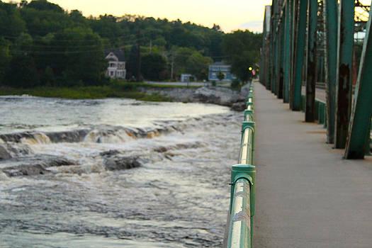 Bridge Railing by Robbie Basquez