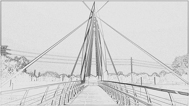 Bridge sketch by David Alvarez