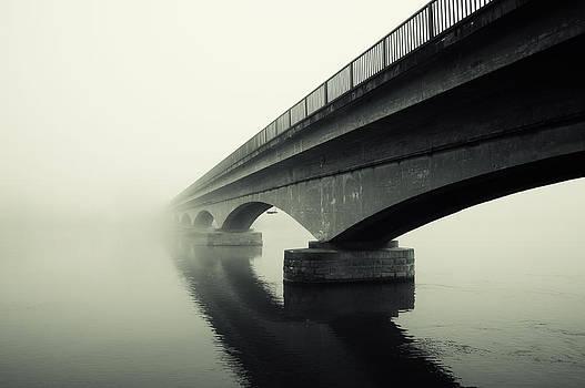 Bridge to infinity by Domagoj Borscak