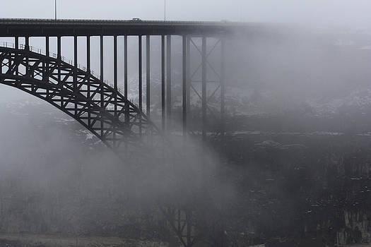 Bridge to unknown by Rick Otto
