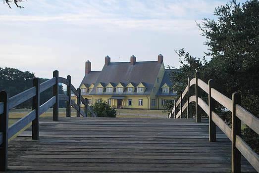 Bridge to WhaleHead by Julie Strickland