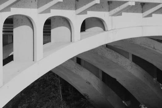 Bridged Trifecta by Artist Orange