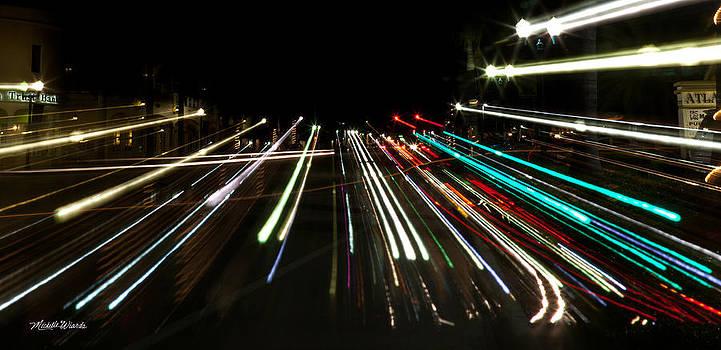 Michelle Constantine - Bright City Night