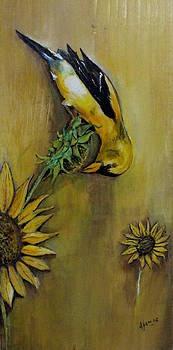 Amalia Jonas - Bright Yellow