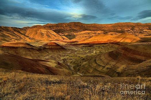 Adam Jewell - Brightly Painted Hills