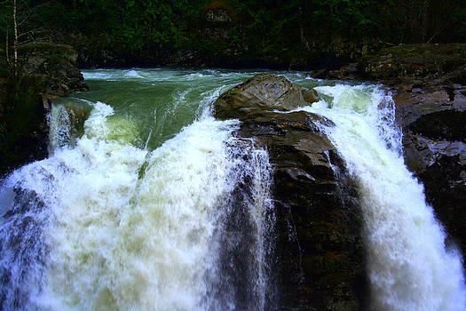 Lynn Bawden - Brink of the Falls
