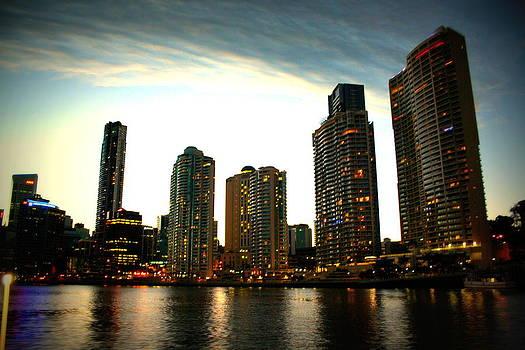 Gai Sin Liem - Brisbane City