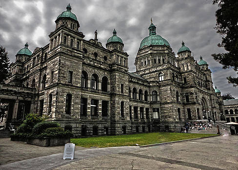 Gregory Dyer - British Columbia Parliament Buildings