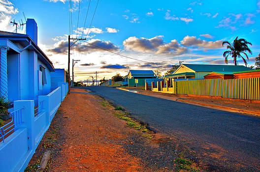 Broken Hill Enhancement number Thirteen by Ross Carroll