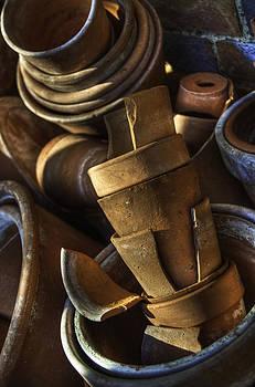 Nigel Jones - Broken Pots