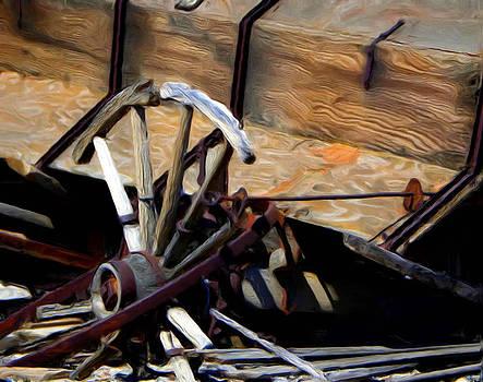Gilbert Artiaga - Broken Wagon Wheel