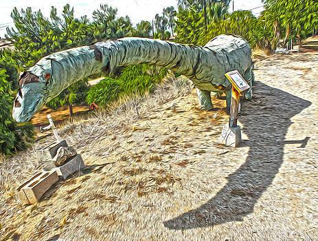 Gregory Dyer - Brontosaurus - 02
