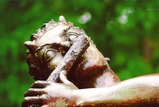 Bronze Statue by John Richey