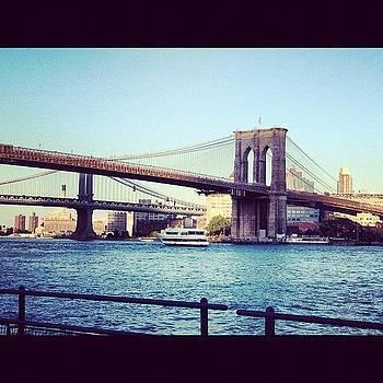 Brooklyn Bridge by Lauren Smith