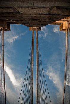 Brooklyn Bridge Perspective by Patrick  Flynn