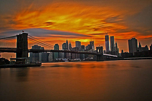 Brooklyn's Twilight V2 by Michael Murphy
