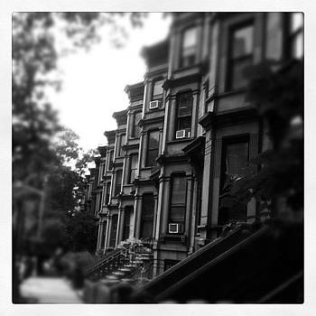 Brownstone Brooklyn by Fern Fiddlehead
