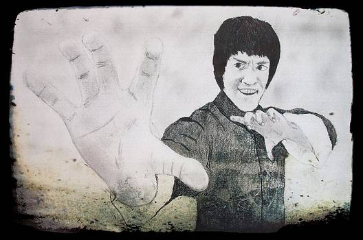 Bruce Lee Tiger Claw by Chris Hall