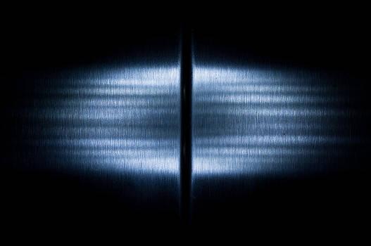 Brushed steel by Daniel Kulinski
