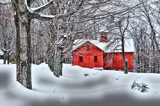 Fred LeBlanc - Bryant Barn