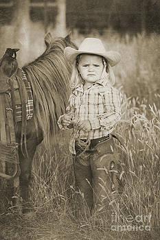 Cindy Singleton - Buckaroo Cowgirl and Horse