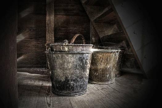 Buckets by Christine Annas