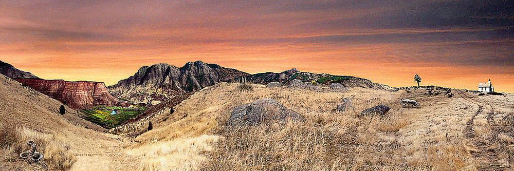 Buckskin Heights by Ric Soulen