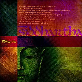 Buddha by Arvind Gandhare