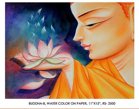 Buddha B by Pk Sahoo