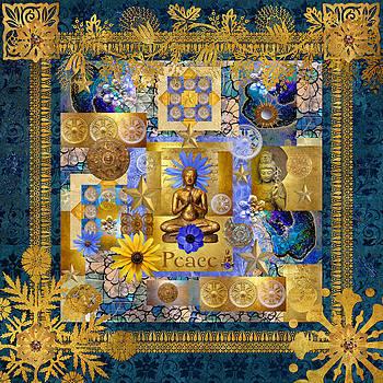 Buddha Felicity Fancy by Susan Ragsdale