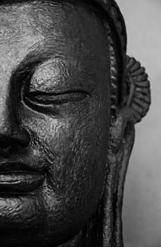 Buddha in bliss by Sumanta Dutta