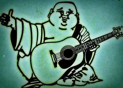 Buddha by Mary M