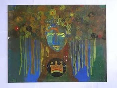 Buddha by Nitin Kulkarni