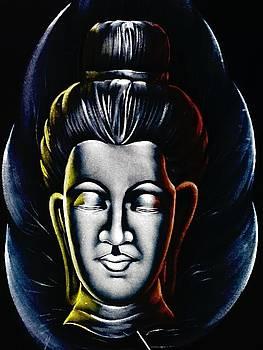 Buddha  by Prashant Upadhyay