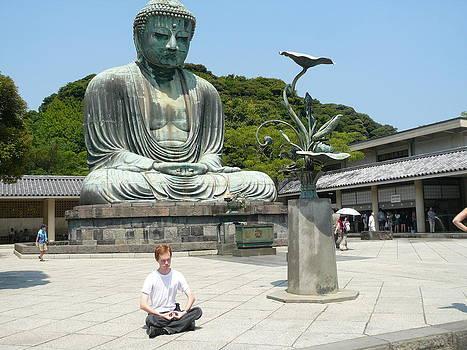 Buddha's Disciple by Chris Wolf