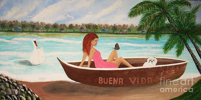 Buena Vida by Iris  Mora