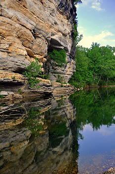 Marty Koch - Buffalo Bluff Reflections