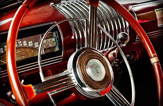 Buick Century Dash by Charles Fletcher