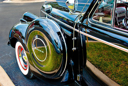 Buick Century Reflection by Charles Fletcher