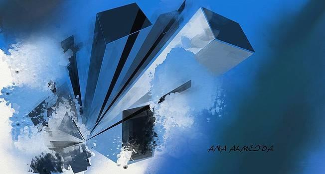 Building explode by Ana Almeida