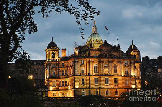 Pravine Chester - Building in Edinburgh