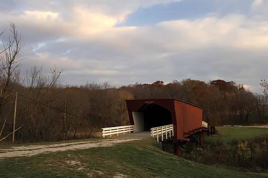 Randall Branham - Built in 1883 roseman bridge