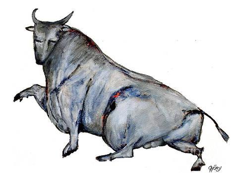 Bull by Eszter Gyory