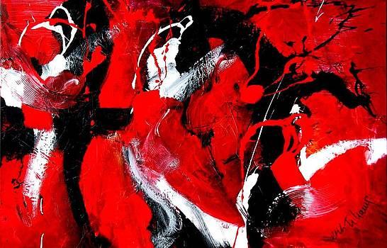 Bullfight by Erik Te Kamp