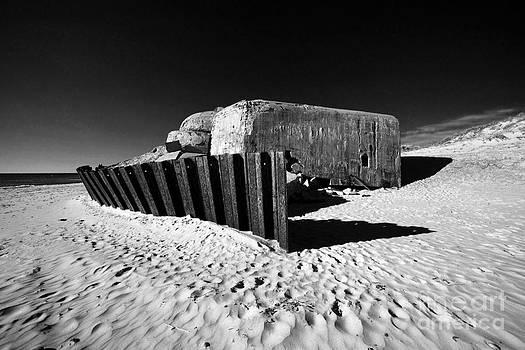 Bunker by Holger Ostwald