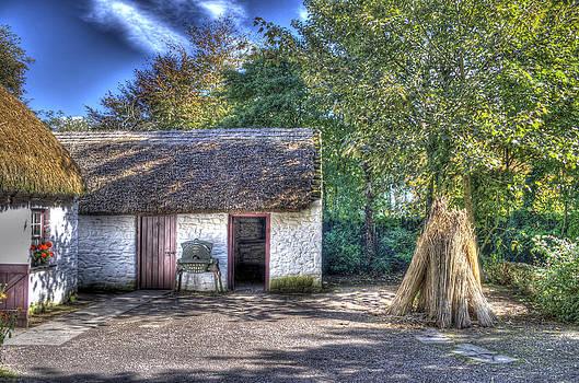 Bunratty Folk Park by Andreas Hartmann