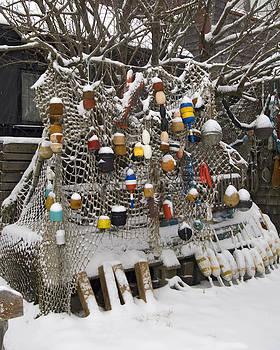 Buoy Tree by Dave Saltonstall